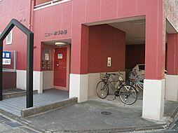 ニューあづみ野[2階]の外観