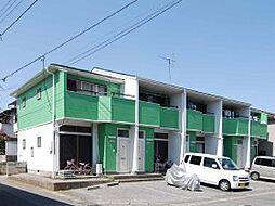 千葉県鎌ケ谷市丸山の賃貸アパートの外観