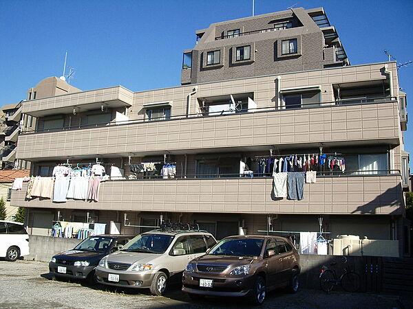 東京都足立区加平1丁目の賃貸マンション