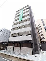 ウインズコート江坂東[7階]の外観