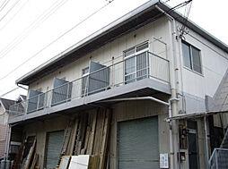 三井荘[202号室]の外観