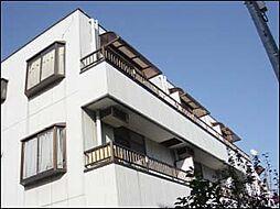 手塚コーポ1[2階]の外観