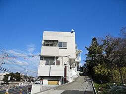 兵庫県神戸市西区水谷3丁目の賃貸マンションの外観