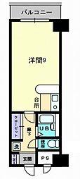 グレースタワー[418号室]の間取り