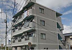 広島県広島市西区南観音1丁目の賃貸マンションの外観