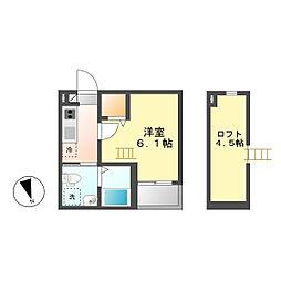 庄内緑地公園駅 4.6万円