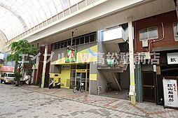 香川県高松市片原町の賃貸マンションの外観