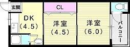 長田駅 2.4万円