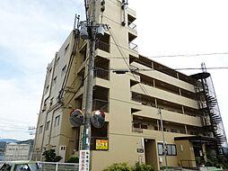 千代田グリーンハイツ[5階]の外観