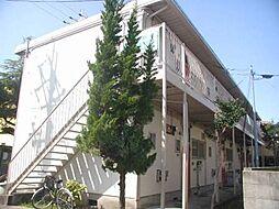 大阪府大東市氷野1丁目の賃貸アパートの外観