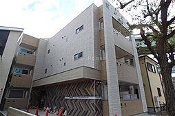 兵庫県神戸市兵庫区駅南通3丁目の賃貸アパートの外観