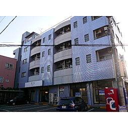 三島若文ビル[3階]の外観