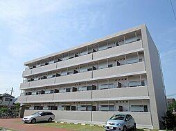エルメンハイムII[4階]の外観