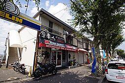 福岡県北九州市小倉北区黒原3丁目の賃貸アパートの外観