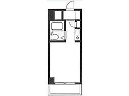 ライオンズマンション相模原第8[7階]の間取り