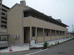 兵庫県姫路市中地の賃貸アパートの外観