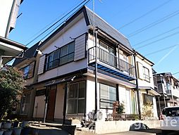 [一戸建] 埼玉県鶴ヶ島市富士見5丁目 の賃貸【/】の外観