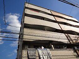 プレミアム新深江[2階]の外観