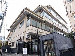 アミニティーハイツ田村[3階]の外観
