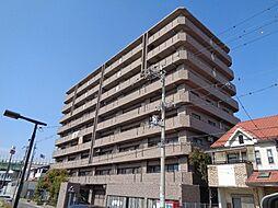 アンドユーイワキ東大阪[602号室]の外観