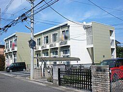 埼玉県さいたま市見沼区春岡3丁目の賃貸アパートの外観