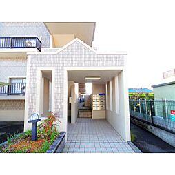 静岡県静岡市駿河区中田本町の賃貸マンションの外観
