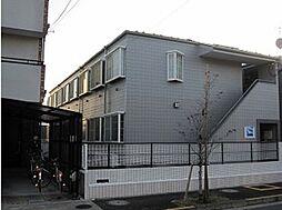プチクレール北綾瀬A[1階]の外観
