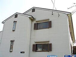 愛知県名古屋市天白区植田南2丁目の賃貸アパートの外観
