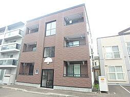 札幌市営東西線 ひばりが丘駅 徒歩11分の賃貸アパート