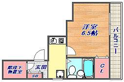 寺本マンション[101号室]の間取り
