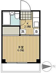 吉田マンション[301号室]の間取り