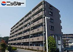 ブルースカイマンションV[1階]の外観