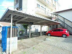 ハイツ菊[1階]の外観