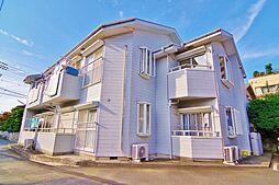 飯島ハイツ[102号室]の外観