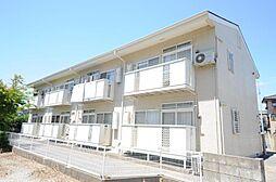 千葉県流山市長崎2丁目の賃貸マンションの外観