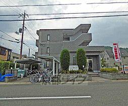 京都府京都市北区西賀茂蟹ケ坂町の賃貸マンションの外観