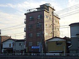平田マンション[201号室]の外観