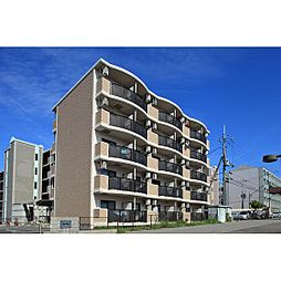 滋賀県草津市野路の賃貸マンションの外観