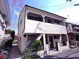 上田ハイツ[2階]の外観