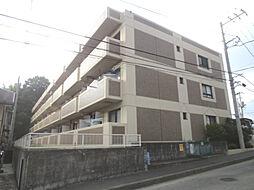神奈川県伊勢原市高森4丁目の賃貸マンションの外観