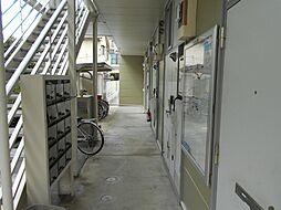 レオパレスアルバI[202号室]の外観