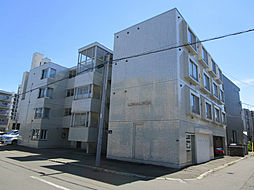 北海道札幌市東区北十五条東15丁目の賃貸アパートの外観