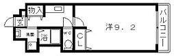 シロスハヤシ[5階]の間取り