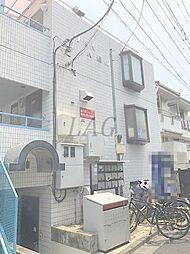 東京都世田谷区上北沢5丁目の賃貸マンションの外観