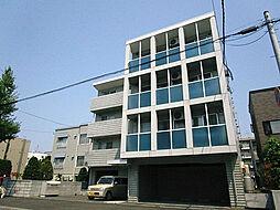 北海道札幌市東区北二十条東16丁目の賃貸マンションの外観