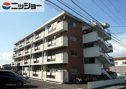 清風マンション[1階]の外観