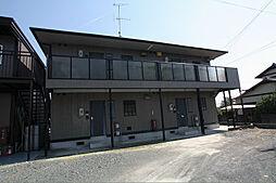 パークピアII[1階]の外観