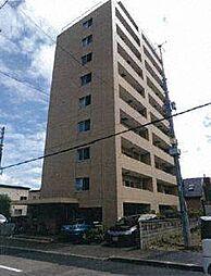 北海道札幌市西区宮の沢一条3丁目の賃貸マンションの外観