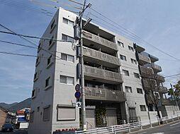 フォルツァ ドット ミュ[4階]の外観