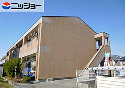 グランパスSHIROTA A棟[2階]の外観